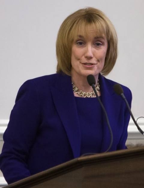 Governor Maggie Hassan's inaugural address