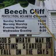 church sign tennessee