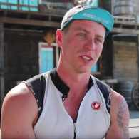 Davey Wavey Followed a Recovering Meth Addict on the AIDS Ride and Finished Strong: WATCH