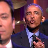 Barack Obama slow jam