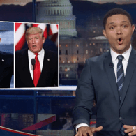 Trevor Noah Recaps the Epic Billionaire Shade Bloomberg Threw at Trump: WATCH
