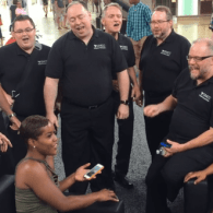 Gay Men's Chorus Performs Random Acts of Kindness in North Carolina – WATCH