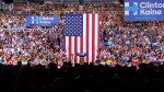 Clinton introduces Tim Kaine