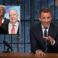 Seth Meyers Just Went After Trump's Inner Circle – WATCH