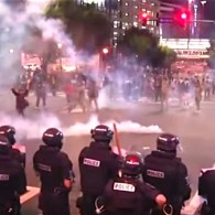 Protests Over Police Shootings Rock Charlotte for Second Night