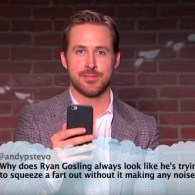 Ryan Gosling, Jane Lynch, Wanda Sykes, Zac Efron, Norman Reedus and Other Celebrities Read Mean Tweets: WATCH