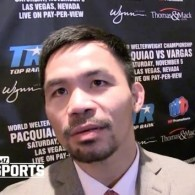 Manny Pacquiao: I Made a 'Mistake' by Comparing Gays to Animals But I Still Believe What it Says in Leviticus