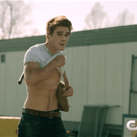 Sweaty Abs Are Out in Dark Trailer for Archie Comics TV Show 'Riverdale' – WATCH