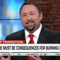 Trump Spokesman Refuses to Admit That Flag Burning Is Protected Under the 1st Amendment – WATCH