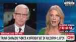 Anderson Cooper Kellyanne Conway