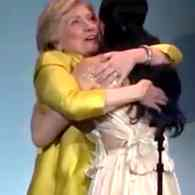 Hillary Clinton Makes Surprise Appearance to Honor Katy Perry at UNICEF Ball: WATCH