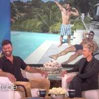 Ricky Martin Announces Engagement to Boyfriend Jwan Yosef: WATCH