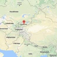 kyrgyzstan-map