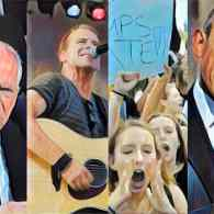 Inauguration Protests, John Brennan, Bruce Springsteen Cover Band, Obama's Final Efforts: DAILY RESIST