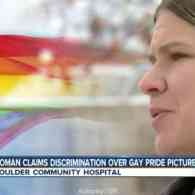 Boulder Hospital Told Gay Staffer to Remove Rainbow Flag Screen Saver or Be Fired, So She Quit