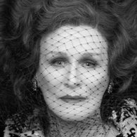 Glenn Close in Sunset Boulevard