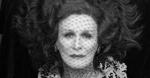 Glenn Close in Sunset Boulevard Broadway