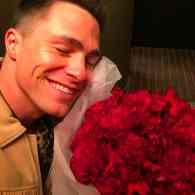 Colton Haynes Reveals Boyfriend in Valentine's Day Instagram Post