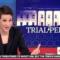 Rachel Maddow Frames Trump-Russia-FBI Story with the Watergate Cover-Up: WATCH