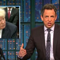 Seth Meyers on Trump's House of Lies: 'It's Easy to Surprise People if You Just Make S**t Up' – WATCH