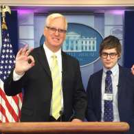 Twinks4Trump's Lucian Wintrich Is Now a Credentialed White House Reporter. No, Seriously