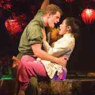 (9) Miss Saigon - Alistair Brammer as Chris and Eva Noblezada as Kim - Photo credit Matthew Murphy