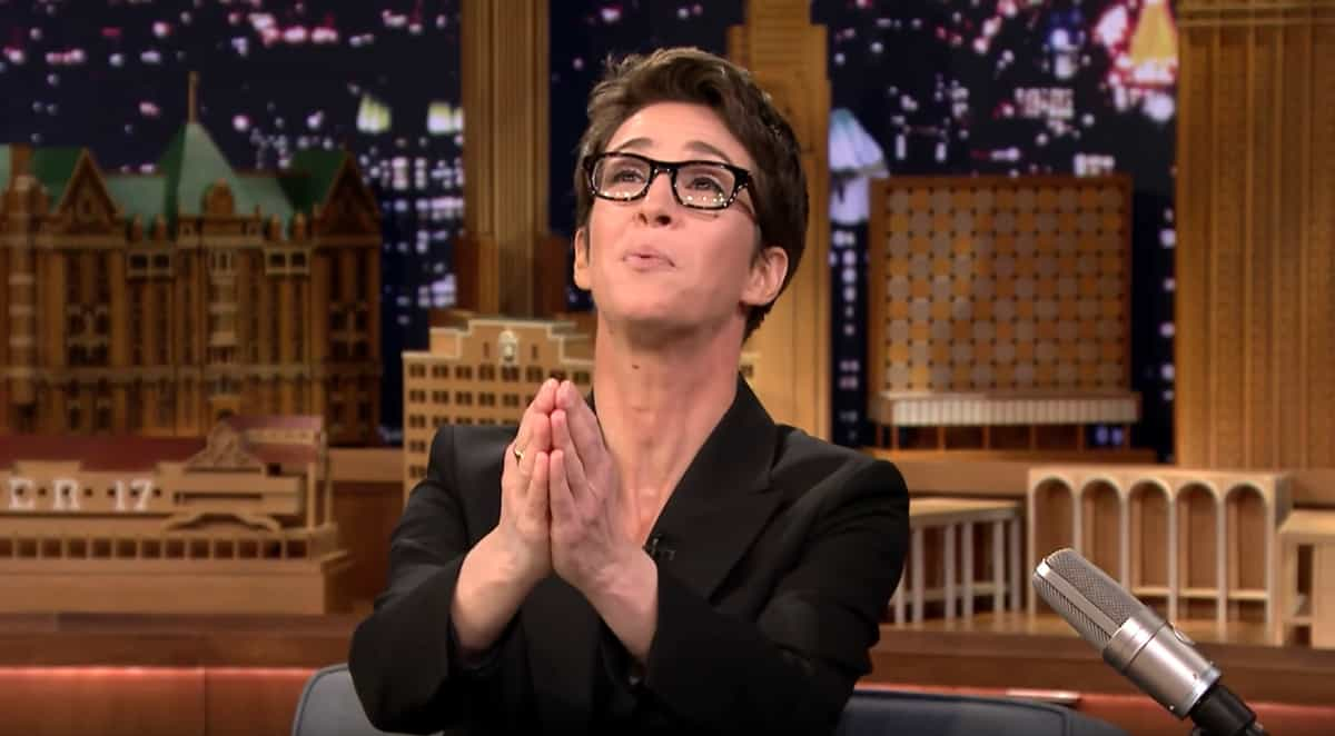 Rachel Maddow's Trump tax show dominates cable ratings