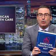 John Oliver: The Potentially 'Dead on Arrival' Trumpcare Bill is Like an Awful Movie Sequel – WATCH