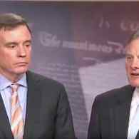 senate intelligence committee mark warner richard burr