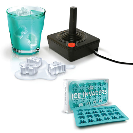 Ice Invaders Ice Cube Tray