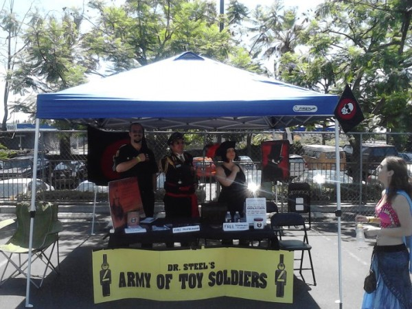 Toy Soldiers Invasion