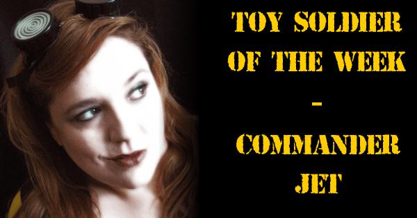 Commander JET TSOTW