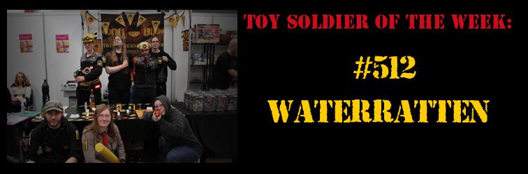 Toy Soldier(s) Of The Week 512 Waterratten