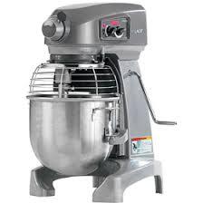 tphmechanical commercial mixer