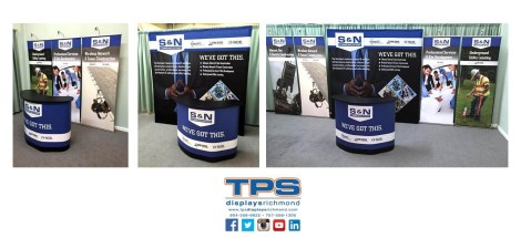 20′ Trade Show Display Kit
