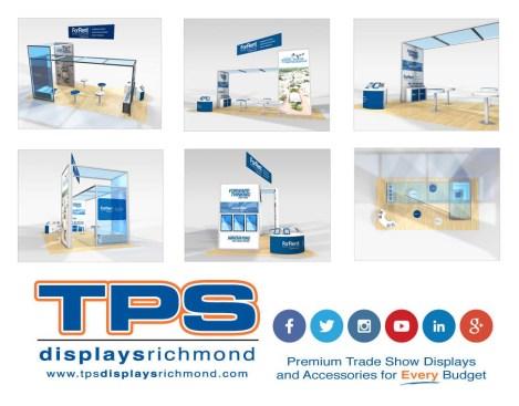 Island Trade Show Rental Design