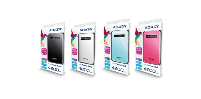 ADATA PV100 Power Bank