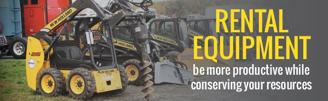 5 Reasons Equipment Rental Will Help You Conquer Your Next Job On Time & On Budget