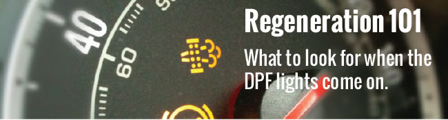 DPF Lights | What to Look for When they Come On
