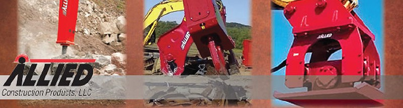 Allied Construction Products Serving Up A Variety of Demolition Attachment Options Since 1942