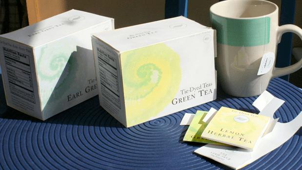 Tie-Dyed Tea