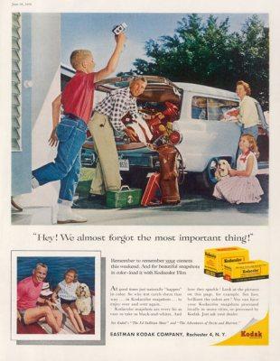 Small Ideas Become Big Kodak Film Advertising