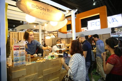 Thaifex 2015 also has tea from Singha Corporation