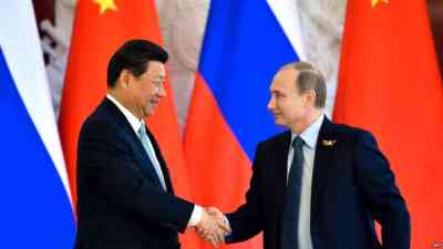 petrodollar putin and chinese president