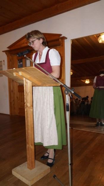 JHV am 28.02.20 Kassiererin Annemarie Lackerschmid