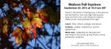 Mabon aka Fall Equinox 2016
