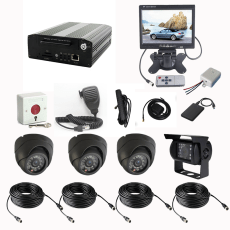Vehicle Security Camera System