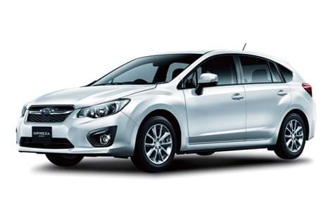 Subaru Introduces All-New Impreza
