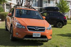 2014 subaru xv hybrid crosstrek