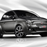 Fiat 500 GQ Edition at Geneva Show 2013